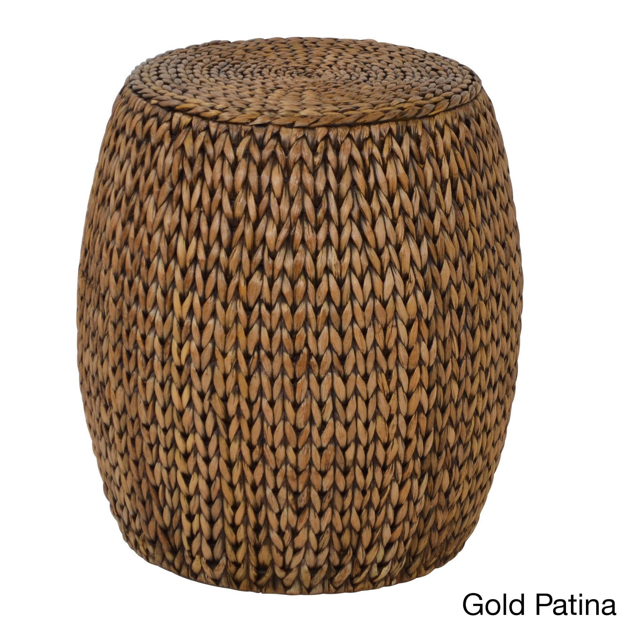gallerie decor tall drum accent table free shipping today gold small round pedestal end walnut dining high console legion furniture cover ideas ashley set outdoor cushions