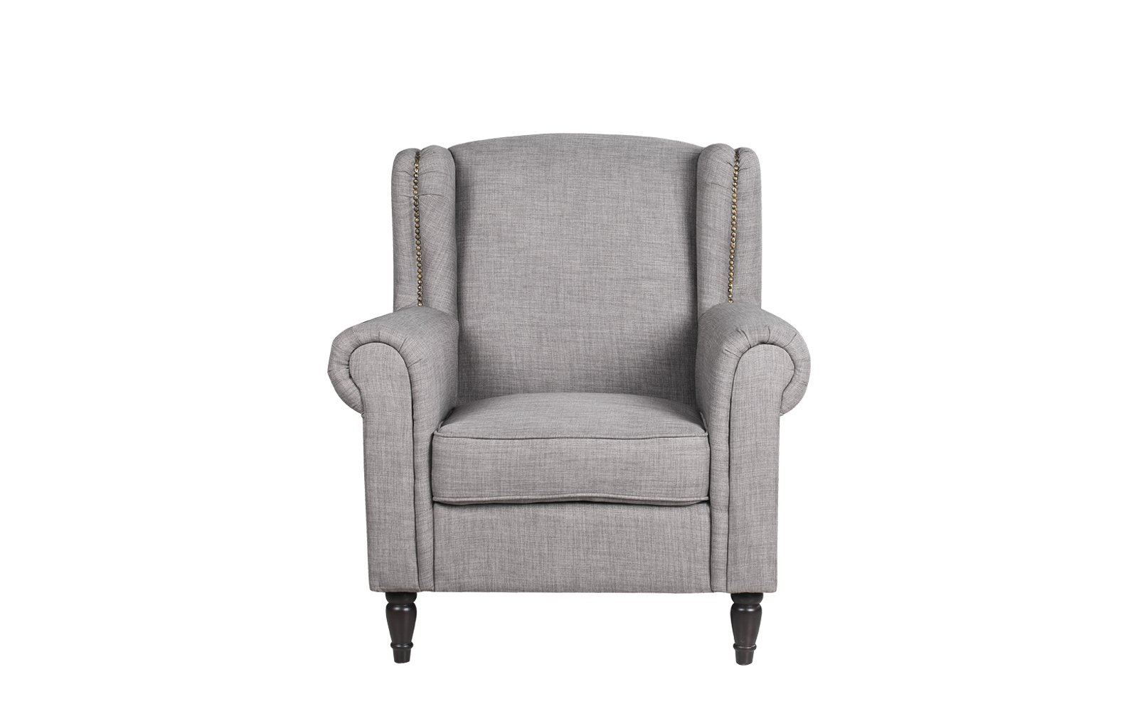 galway classic scroll arm linen accent chair sofamania lgy linon table white light grey front black metal outdoor coffee pier dining and chairs uttermost gin cube kenzie inch