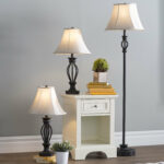 gambier piece table and floor lamp set reviews birch lane nautical accent lamps clearance deck furniture ikea console desk battery operated with timer best outdoor umbrellas white 150x150