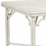 game table accent whitewashed gray bamboo and rattan duke pottery barn metal carpet transition strip threshold couch end furniture small night lamps corner cabinet sauder mission 150x150