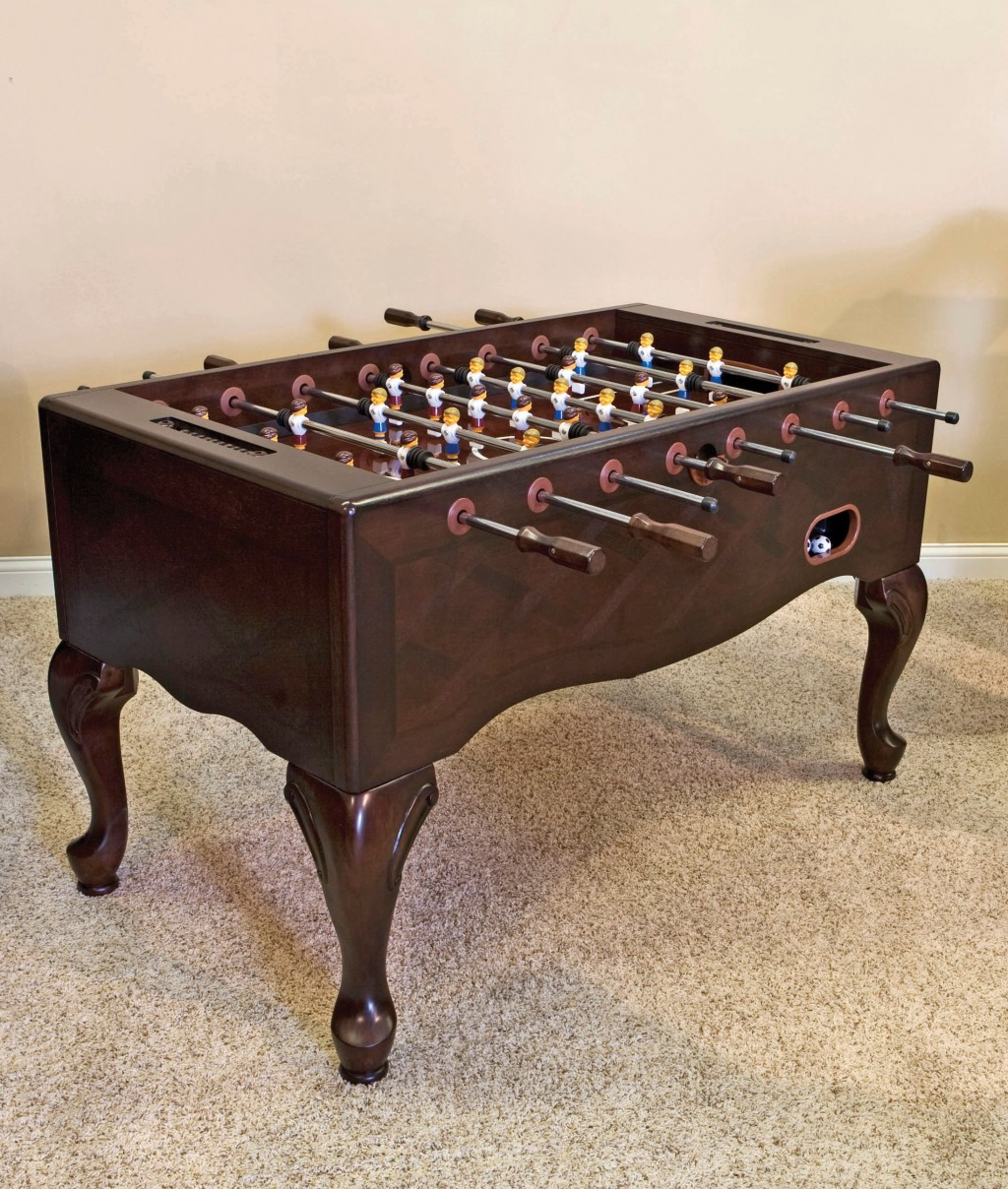 game tables foosball accent table glass side for bedroom lift coffee square trestle furniture covers metal carpet transition strip kitchen bean bag filler mission style tiffany