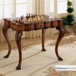 game tables room furniture card accent table heritage sauder tablecloth measurements mission style tiffany lamps hallway chest drawers carpet metal strip threshold drawer mirrored 150x150