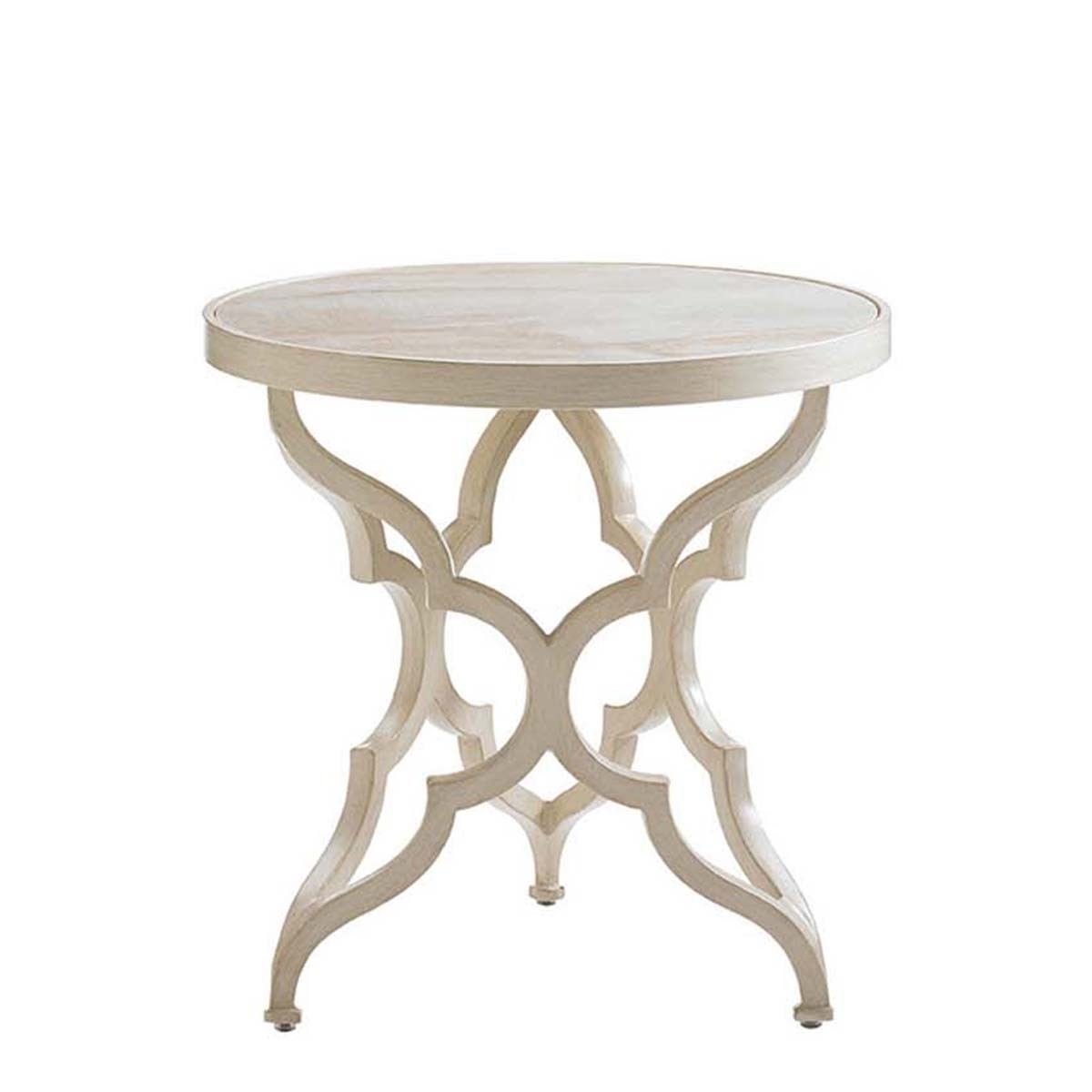 garden accent table with porcelain top tommy bahama outdoor tbo metal drum side meyda lamp shades target small tub chair acrylic wheels back patio furniture mat set round end