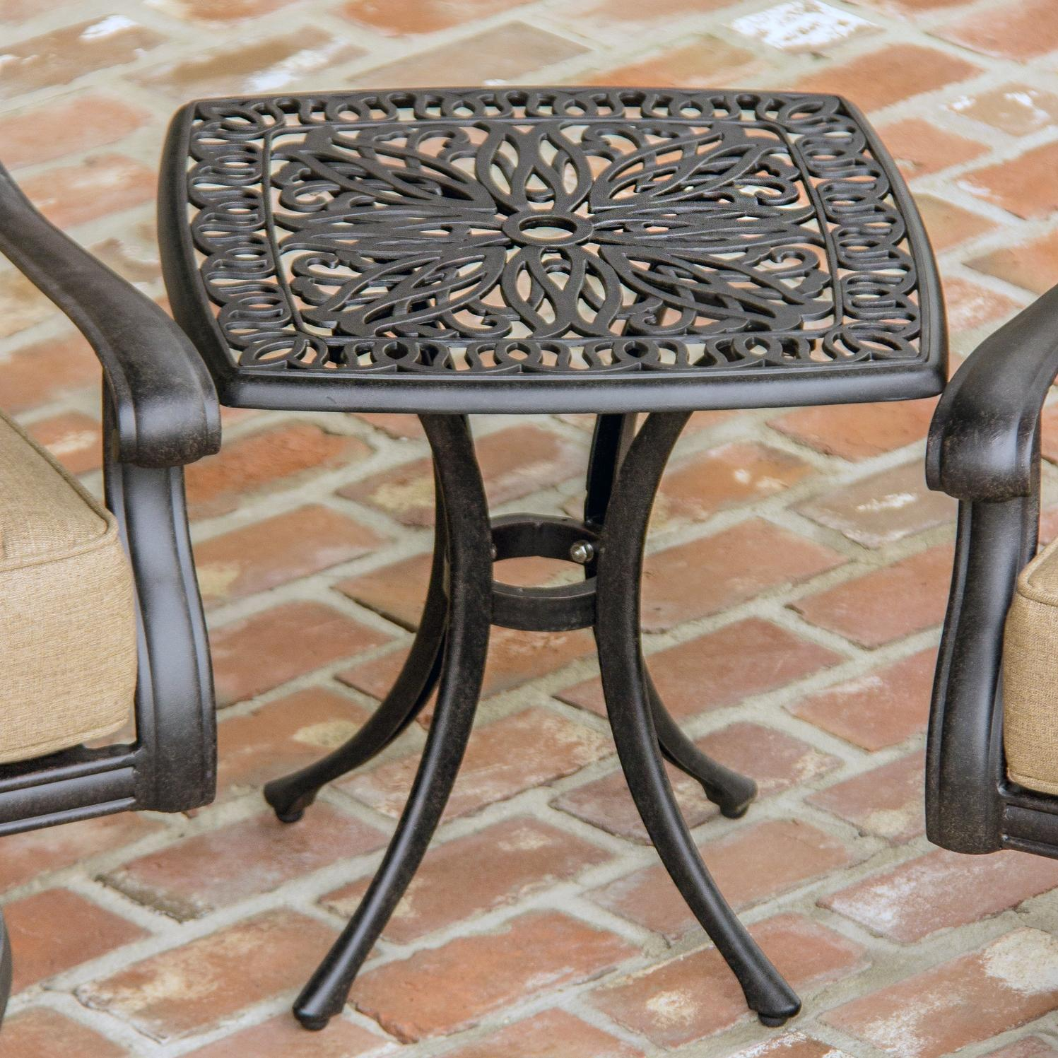 garden folding furniture aluminium outdoor bar setting patio table and chairs cast aluminum deck end tables full size entrance ikea black brown side hidden storage life stages dog