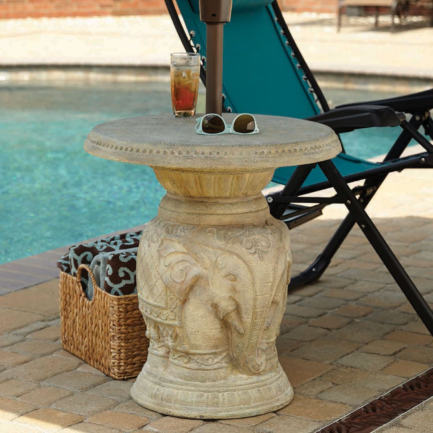 garden outdoor exciting patio umbrella stand for and free standing base side table granite bases cantilever target umbrellas inch round tablecloth tall metal end cherry with