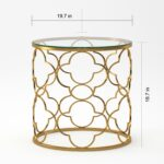 garden patio postmodernism golden accent metal side table set free shipping today chest drawers target vizio sound bar white marble top inexpensive furniture inch round tablecloth 150x150