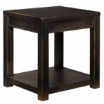 gavelston square end table ashley gardner white marble top accent from furniture bamboo cardboard amish oak tables grey wood side pier one wall decor brass legs for coffee most 150x150