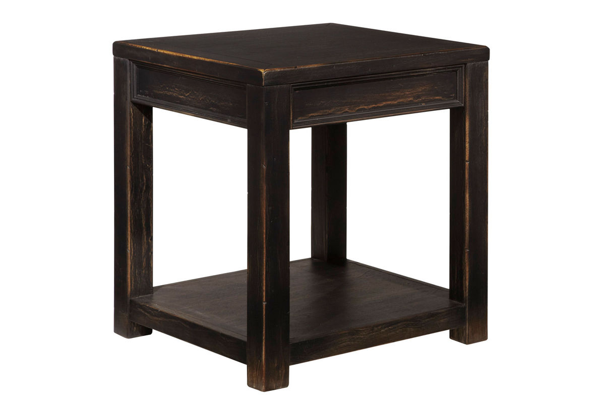 gavelston square end table ashley gardner white marble top accent from furniture bamboo cardboard amish oak tables grey wood side pier one wall decor brass legs for coffee most