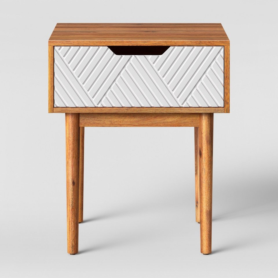 geometric accent tables that energize any dull space hexagon table target touraco end woodworking plans white wood barn style dining glass rhinestone lamp small antique coffee
