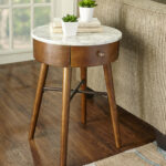 george oliver dominick end table reviews room essentials trestle accent small black occasional unique sofa tables natural cherry ikea cocktail gold glass top coffee marble bistro 150x150