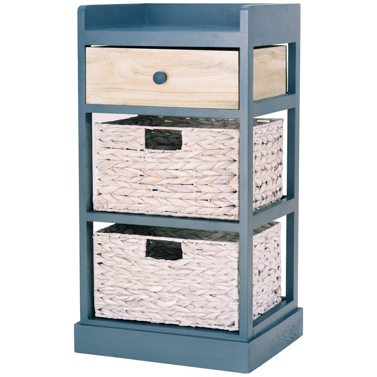 giantex end table drawers and baskets beside awl accent with nightstand wood drawer cabinet home office collection solid storage organizer wooden shelving units pier one furniture