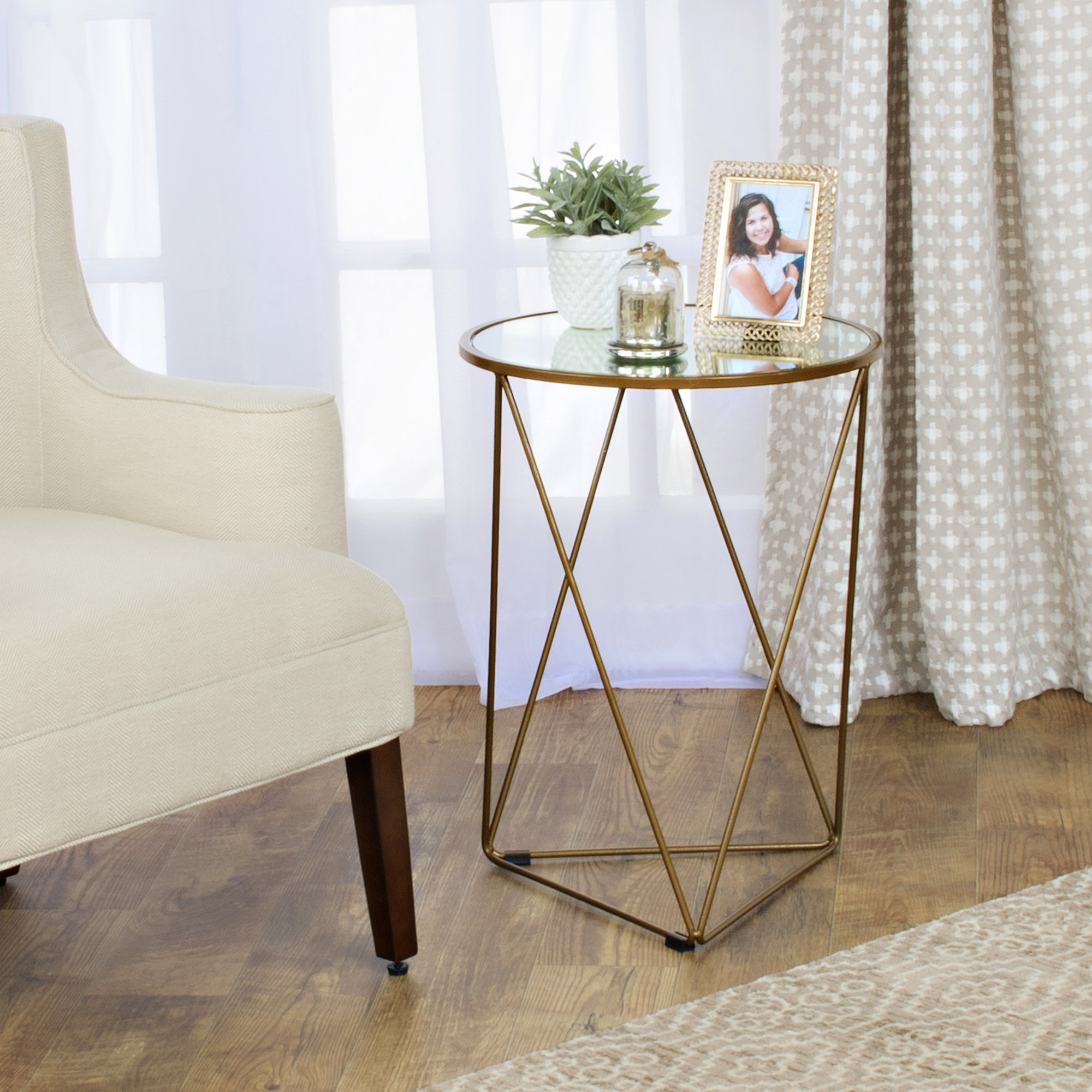 glass accent table cylinder lamp small and metal tables living room top with navona plus round together lamps well full size dale tiffany hanging long bar chairs mosaic kitchen