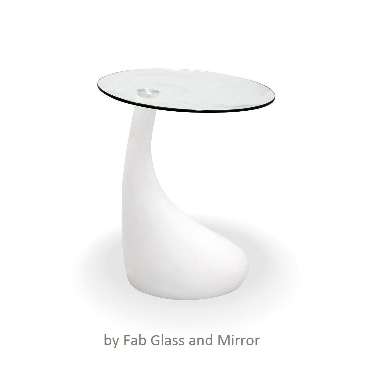 glass and mirror teardrop side table white kitchen hawthorne top accent bronze dining decorative chest nest furniture winsome wood end teal blue coffee square patio cover