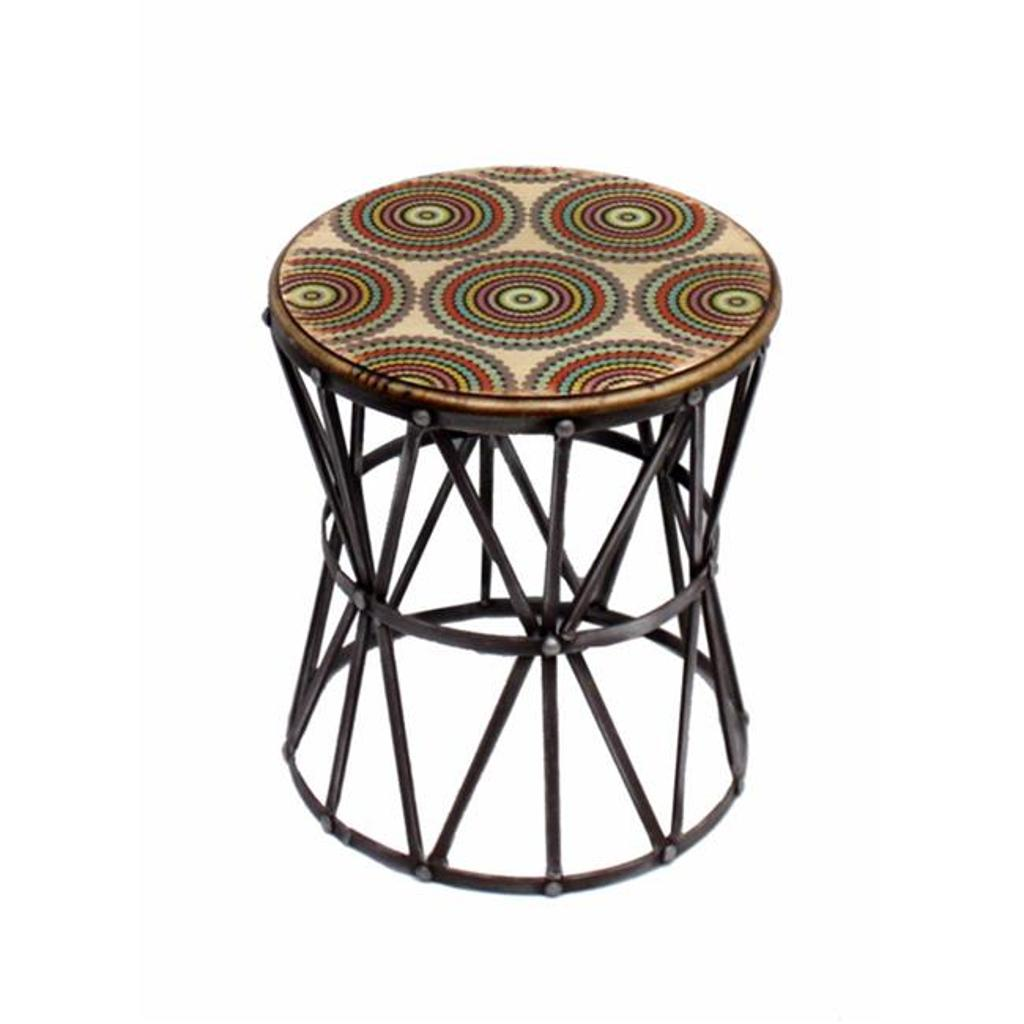 glass target legs tables iron bronze drum wrought accent side table patio round white threshold top base corranade metal outdoor full size console cloth covers nesting cocktail
