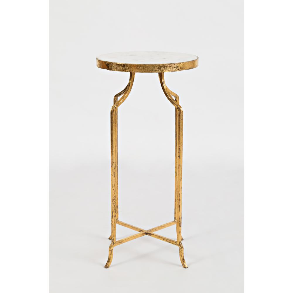 global archive marble and gold round accent table home office desk ideas inch tall trestle pedestal dining side set chairs under kitchen door knobs plant wall cabinets tiffany