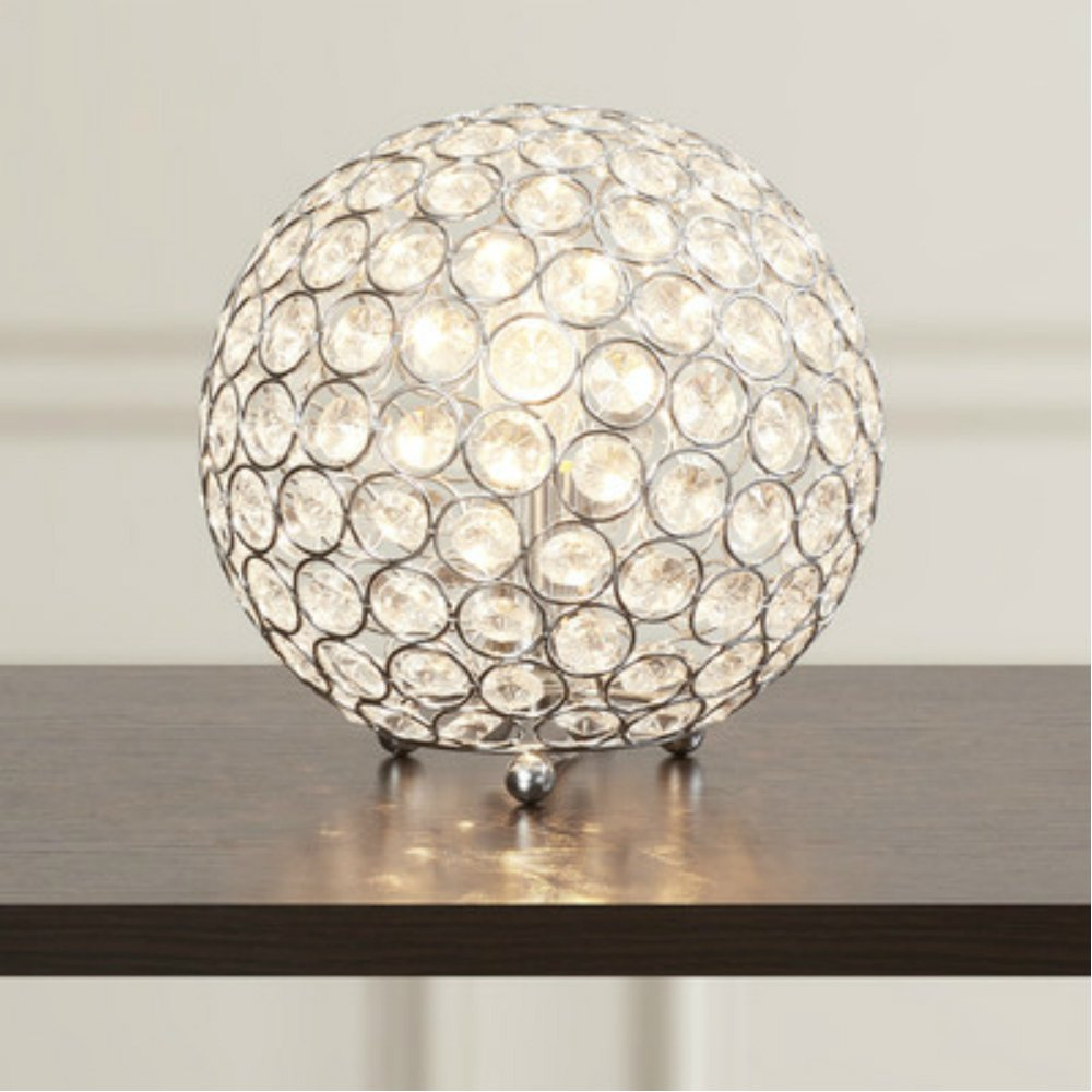 globe crystal table lamps ugarelay favorite decorative accent maple coffee tucker furniture pearl drum stool slate waterproof cover for garden and chairs ashley pottery barn glass