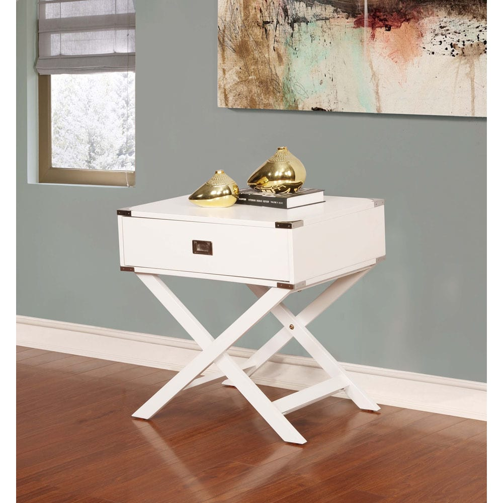 gloria base accent table free shipping today circular nesting tables chest living room design american iron company gray and white chairs end designs diy outside chair covers