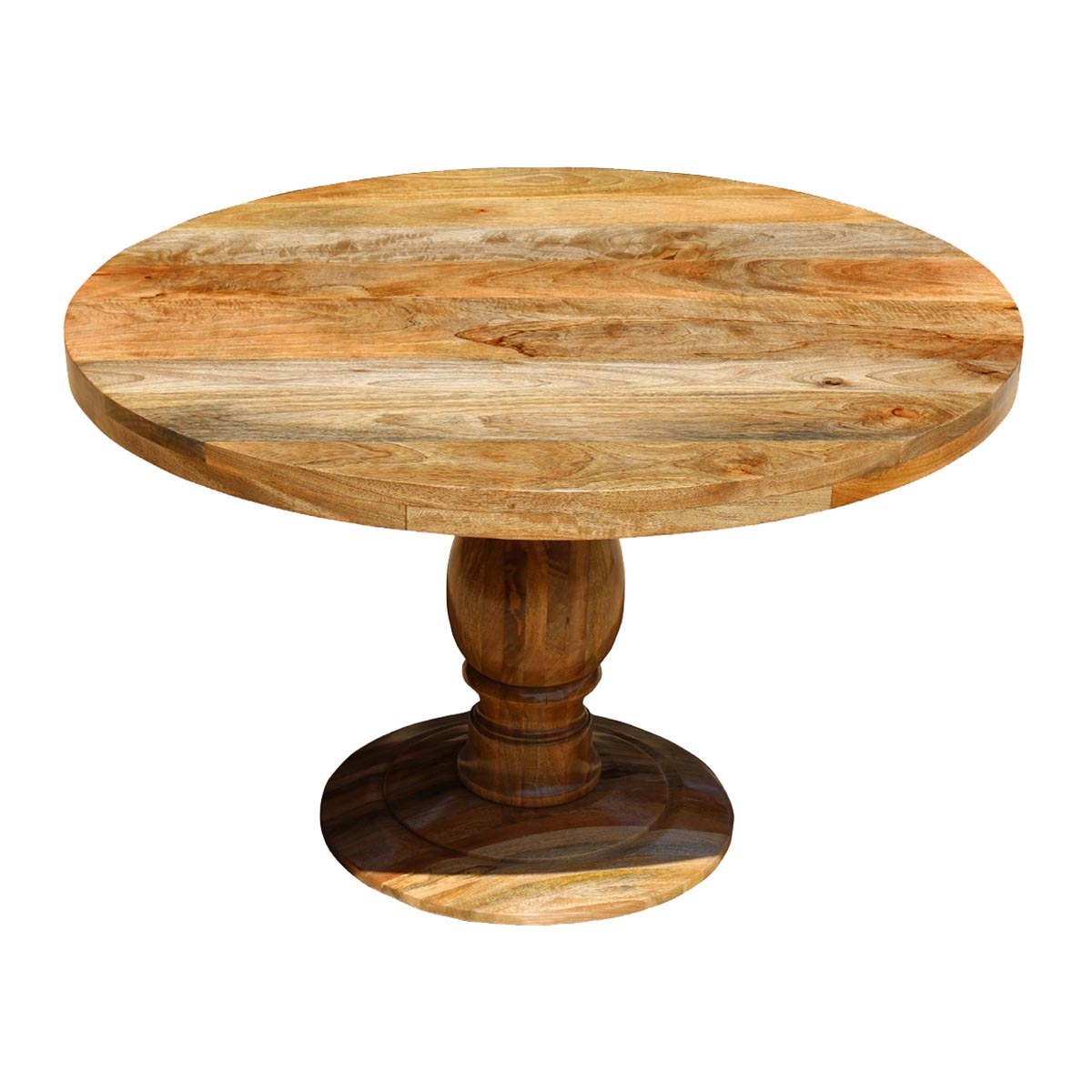 gold accent furniture the outrageous amazing mango wood end table rustic round pedestal dining patio lounge with built usb port sofa arm tray baker milling road small desk chairs