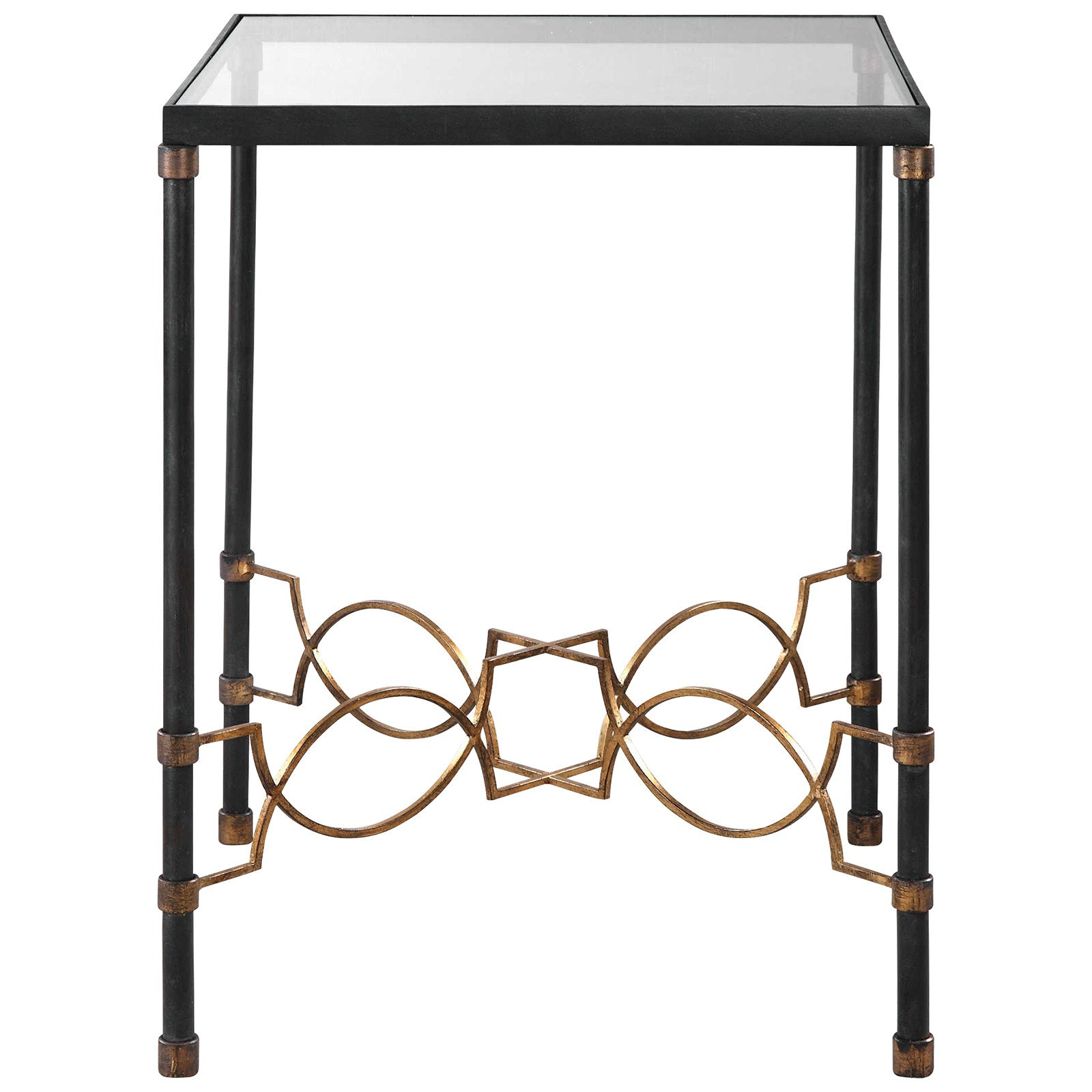 gold accent tables transitional josie black table industrial winsome wood dresser outdoor coffee with umbrella hole steel trestle patio ice bucket iron and glass cast aluminum set