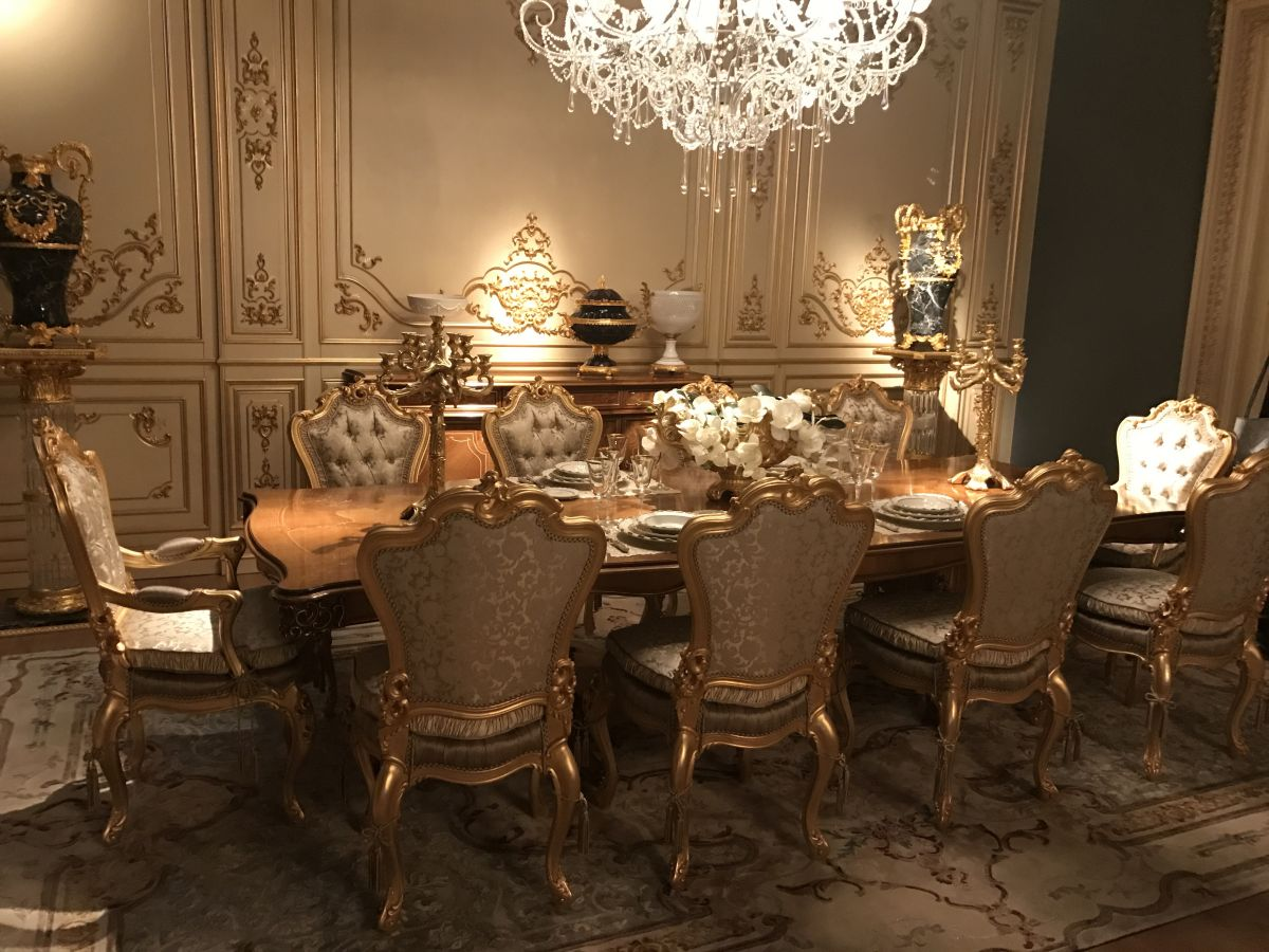 gold dining room accent furniture round table mats razer mouse ouroboros tall end coffee tables cool console long and narrow malm occasional nightstand bedside home goods metal