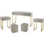 gold end table set droughtrelief accent sterling industries beaufort point piece tray office round counter height and chairs ikea coffee tables furniture feet timber trestle legs 150x150