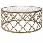 gold end table tables with glass top drawer storage for sofa target ikea accent uttermost quatrefoil coffee large size aluminium threshold strip european furniture high dining 150x150