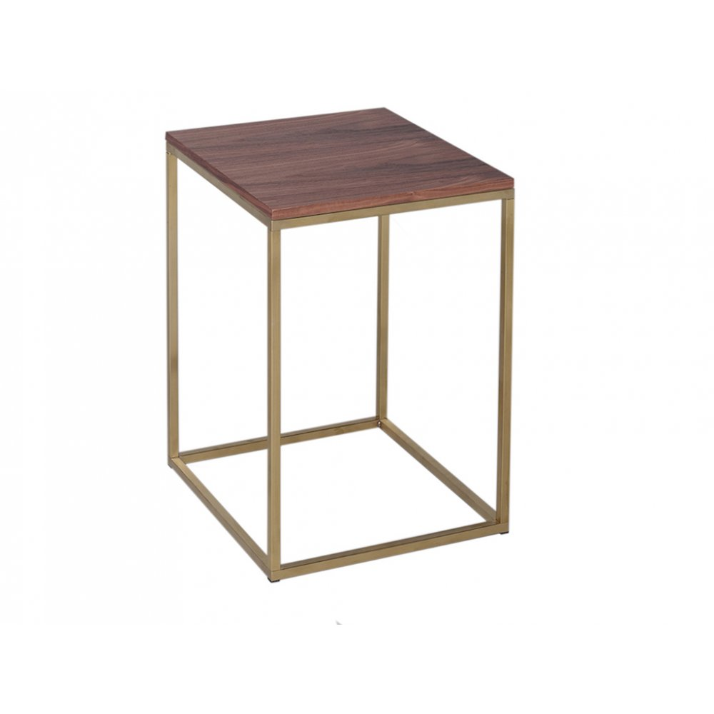 gold leaf and metal side tables table base walnut square from fusion living eyelet accent nautical ceiling fans with lights ethan allen buffet marble top end drawers backyard