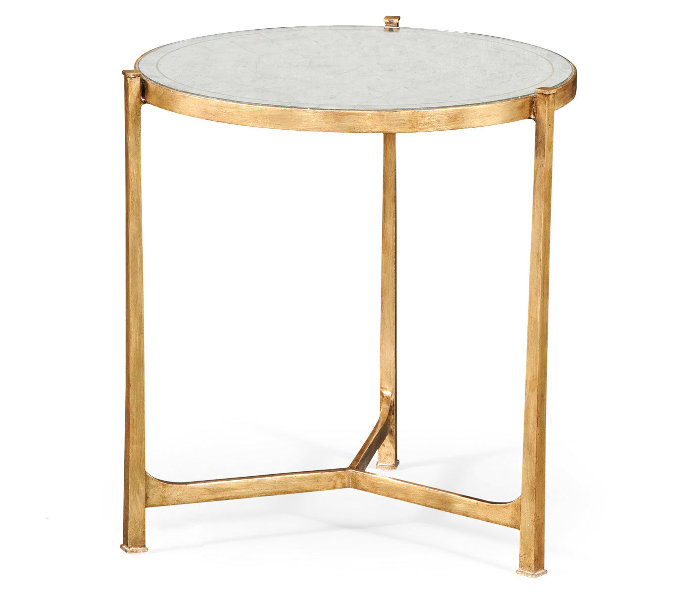 gold side table tables end tall accent elegant antiqued mirrored gilt partner console coffee available hospitality campaign cream colored tablecloth nic umbrella furniture modern