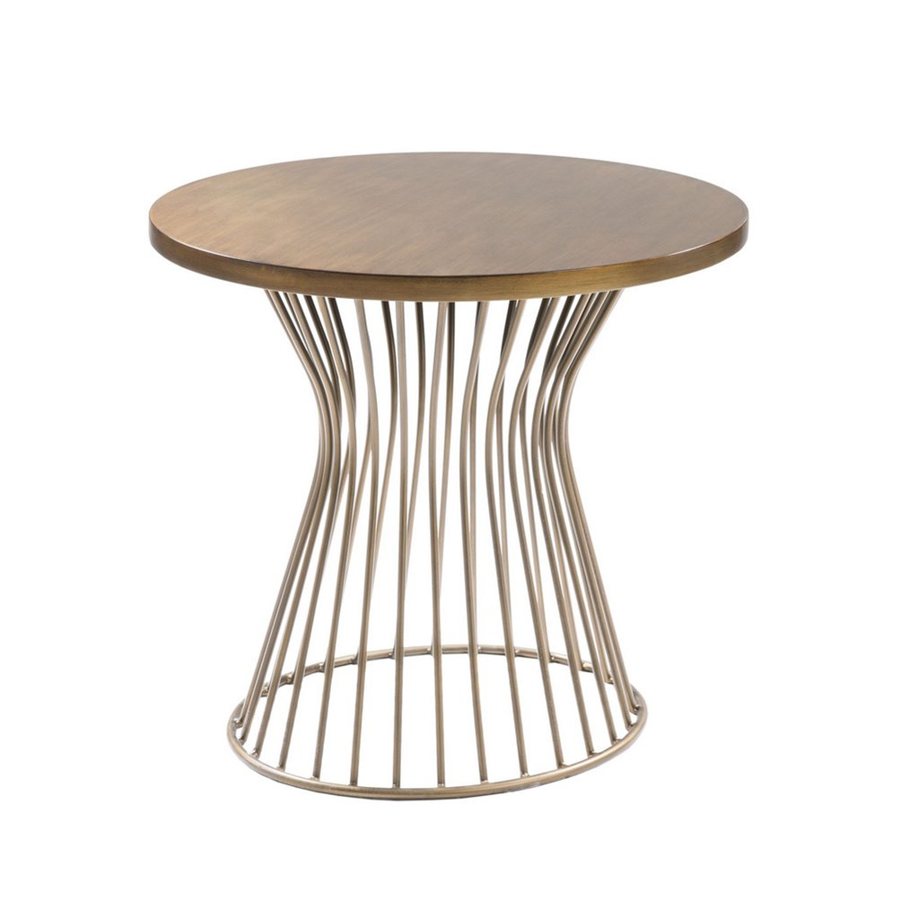 gold white marble mid century modern accent side table short tablecloth for round dining narrow lamp rustic end heavy duty drum throne barn door kitchen cabinets outdoor chairs