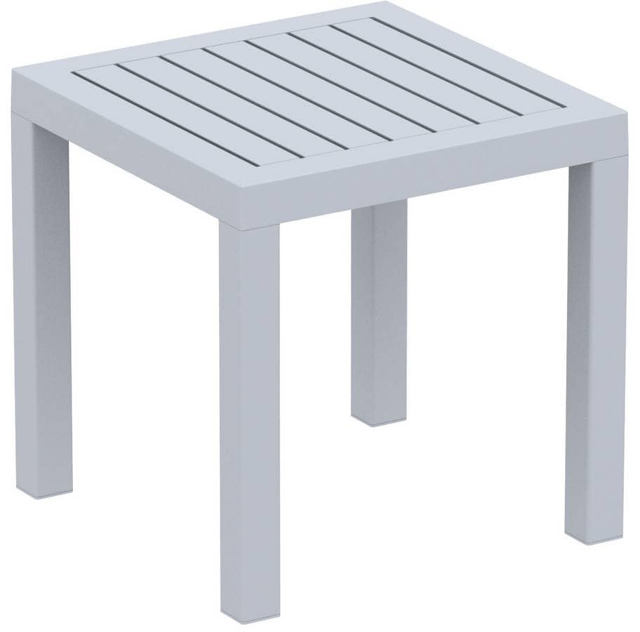 good looking plastic table square polywood outdoor side tables modern ideas folding foldable chairs and turquoise furniture kitchen ikea fabric storage pottery barn small coffee