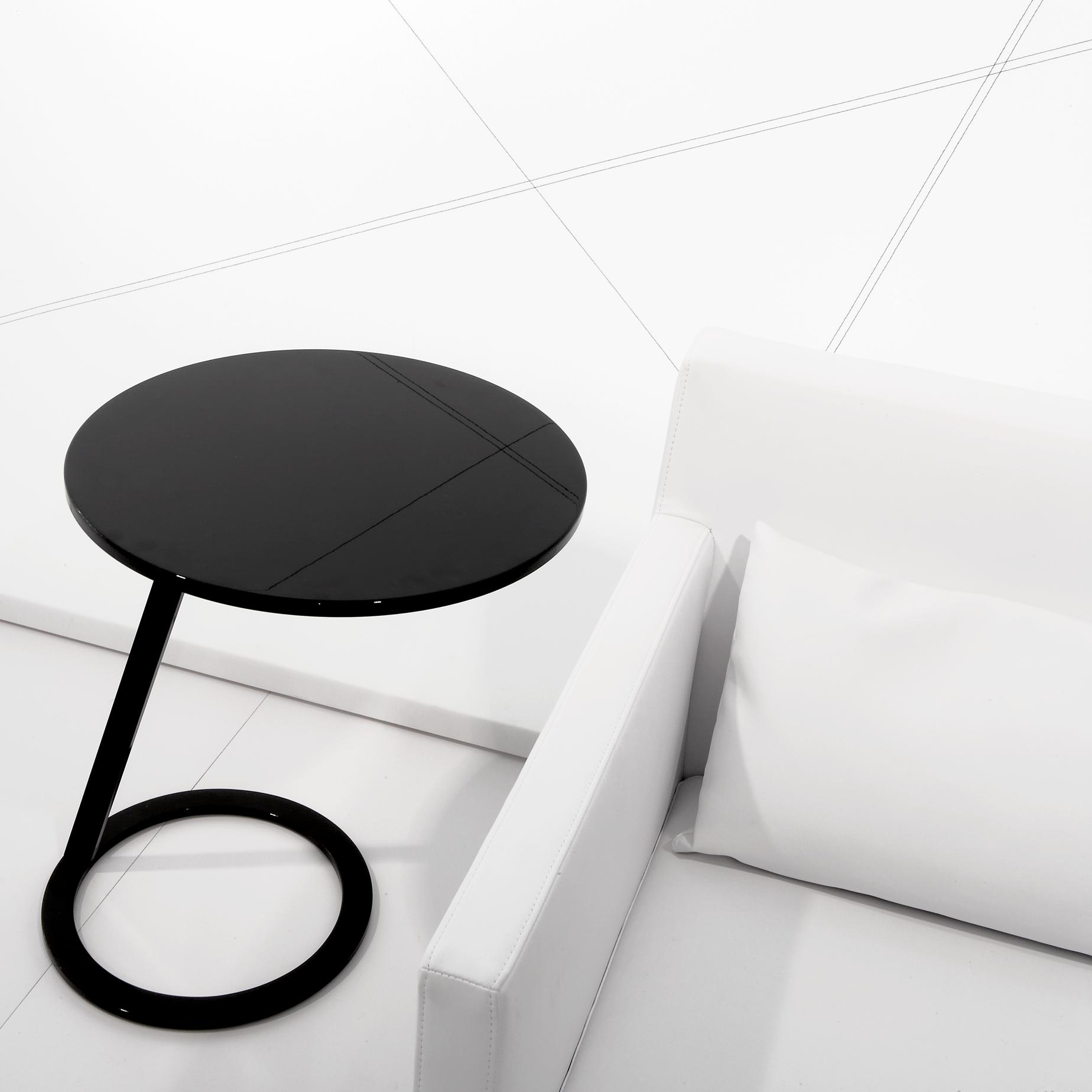 good morning occasional tables from designer alban sebastien black lacquer accent table gilles ligne roset official site coffee ideas retro vintage sofa knotty pine end iron navy