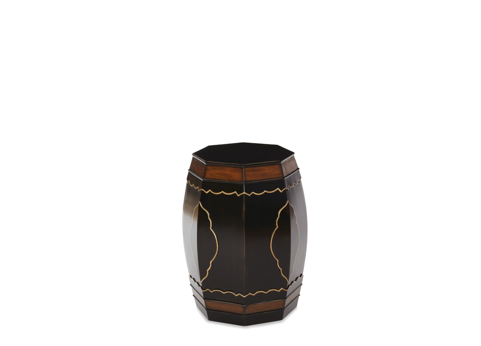 gorgeous drum accent table and avani mango wood appealing discoveries tree stump pottery barn reading lamp white glass bedside cabinet round coffee metal base pedestal black side