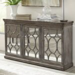 gorgeous mirrored accent dresser britney white monarch gold gray tall hollywood drawers chest cabinet pulaski small door stylecraft black table full size dining chair design side 150x150
