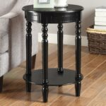 gorgeous small black outdoor side table target wicker kmart white argos round wooden metal glass gloss wood ana tables square bedside pedestal studio marble ideas lamps and full 150x150