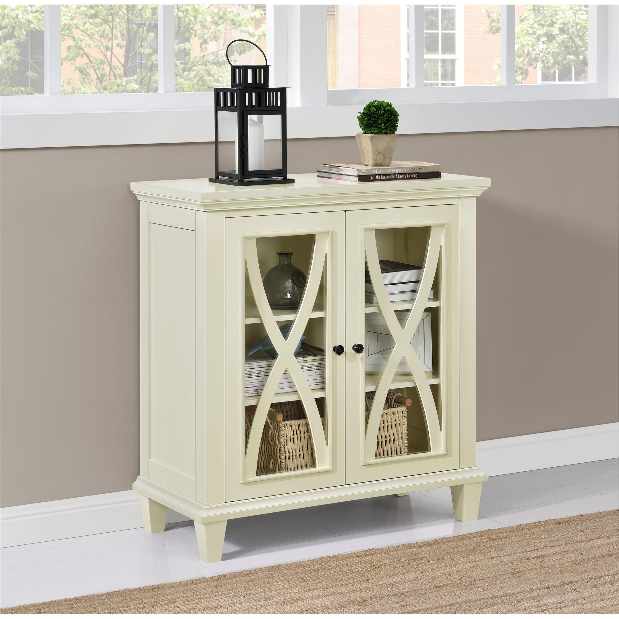 gorgeous two door accent cabinet mills trisha glossy ellington altra whitesburg yearwood rosendale ameriwood double andover threshold target garrett walden white home phoebe