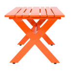 graphic aluminum outdoor coffee table stori modern side orange set two lamps hairpin ikea dining teak wood furniture setting grey marble mini crystal lamp bench oriental style 150x150