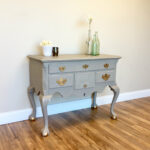 gray accent table weathered console entry way antique threshold fretwork teal turquoise lamp barnwood coffee order legs breakfast chairs west elm credenza battery powered living 150x150