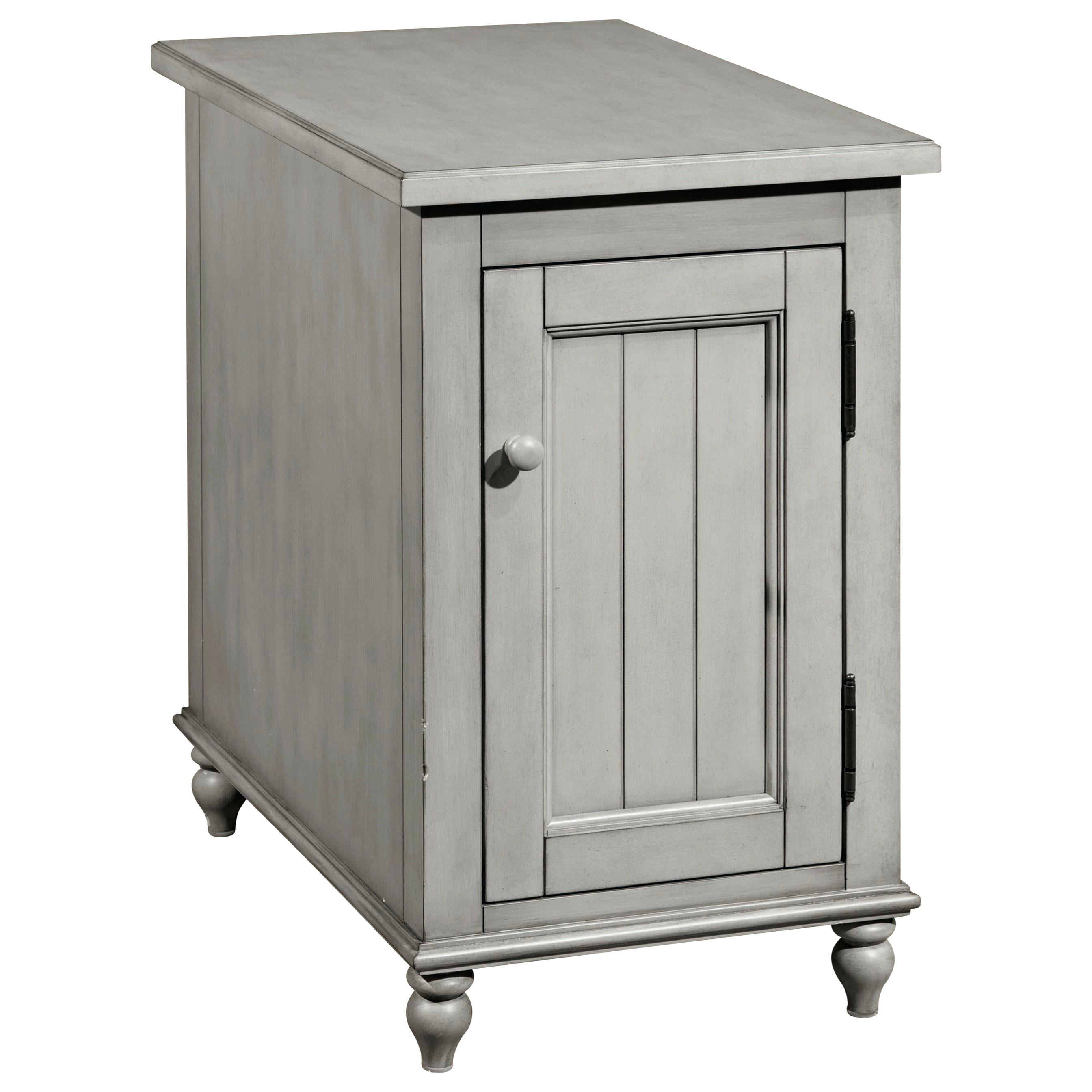 gray accent table with doors dove furniture distressed small grey console lamps sites chrome chandelier white sliding barn door ginger jar green porcelain floor transitions for