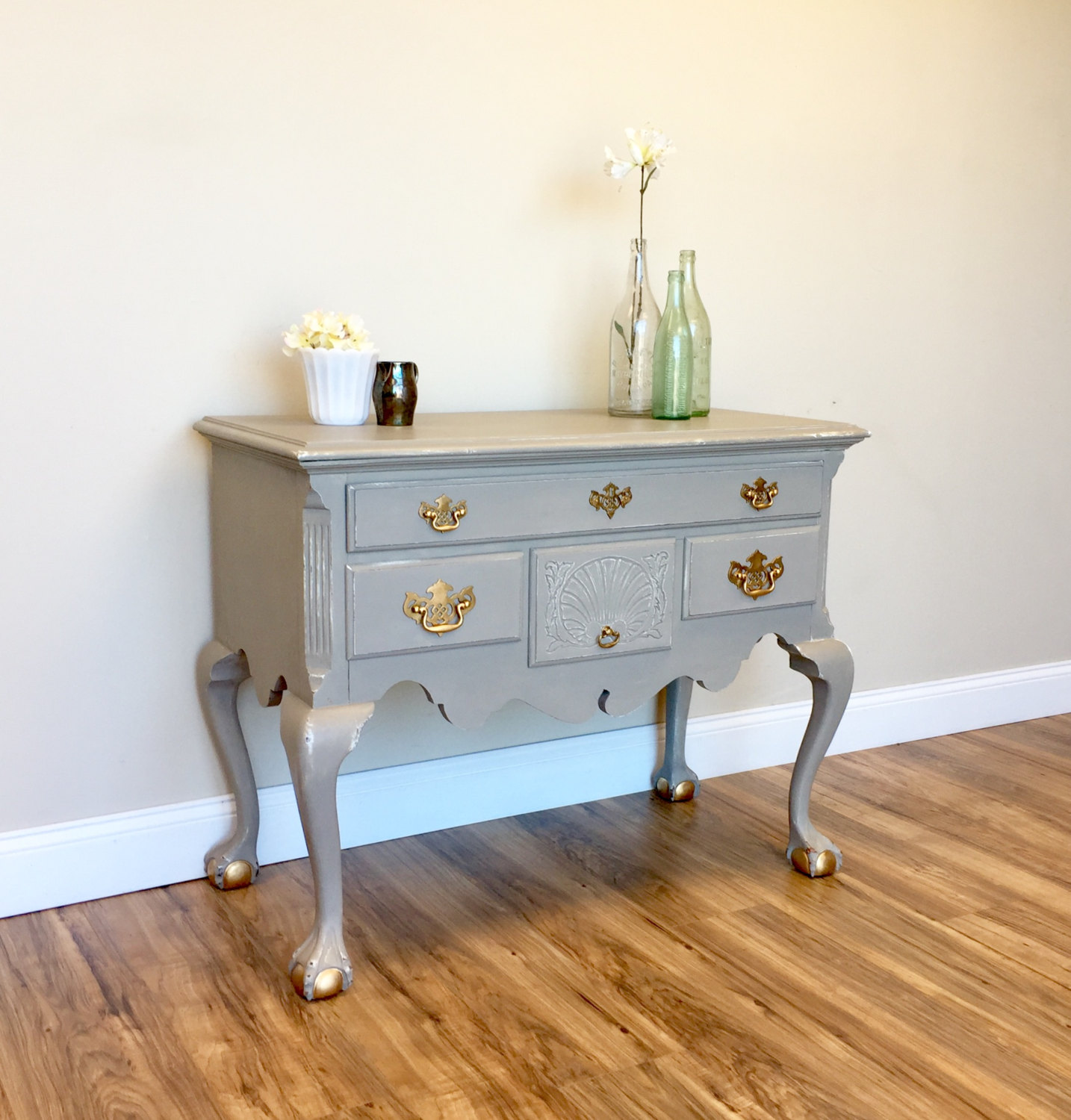 gray console table entry way antique accent hooker fretwork threshold metal small black dining set end covers square white quilted runner laptop side long narrow coffee bedside