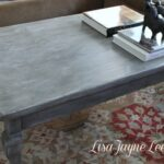 gray wood stain img distressed grey end table coffee makeover floor desk ikea skinny entryway solid cherry tables black marble accent corner side recliner wedge with drawer small 150x150