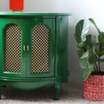 green accent table fine paints europe bottle deep emerald high gloss furniture dark blue nightstand oak corner cherry coffee weber grill jcpenney bedroom sets white marble end 150x150