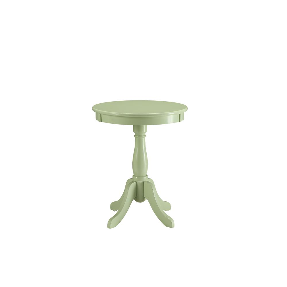 green accent tables living room furniture the light acme end avalon round table alger storage side wood trestle base set nest ceiling lights pier imports cover asian porcelain