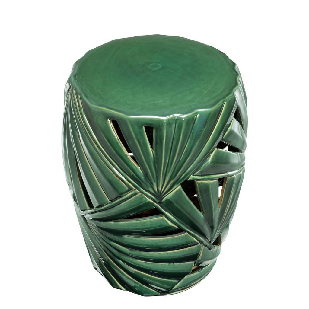 green ceramic drum table eichholtz madeira retailer accent garden supplies outdoor grill work sun shade triangle end with drawer pineapple lamp outside deck furniture resin wicker