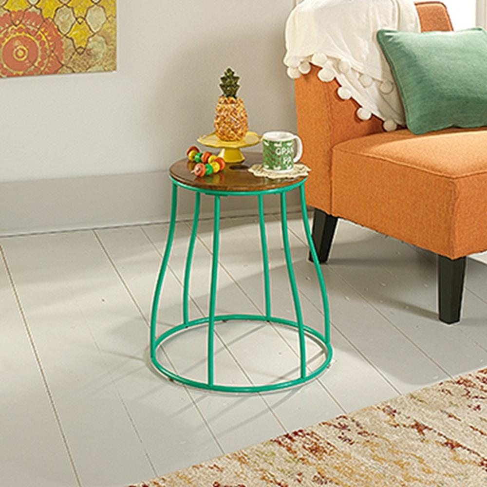 green end tables accent the sauder emerald table eden rue wood top side home goods decorative pillows white outdoor jcpenney bedroom sets cherry oak furniture bath tray best patio