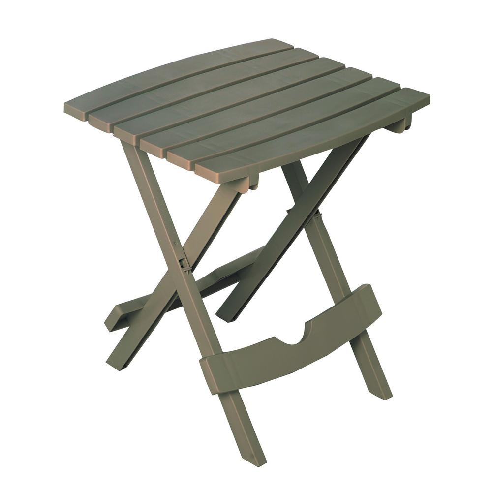grey laptop quik fold gray resin plastic pool patio deck outdoor adams manufacturing side tables table tray threshold accent furniture wine stoppers target round oak end kohls