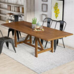 grove clarissa extendable dining table reviews metal accent placemat chairs with adirondack console tables leather drum stool white acrylic nest brown end furniture skinny glass 150x150