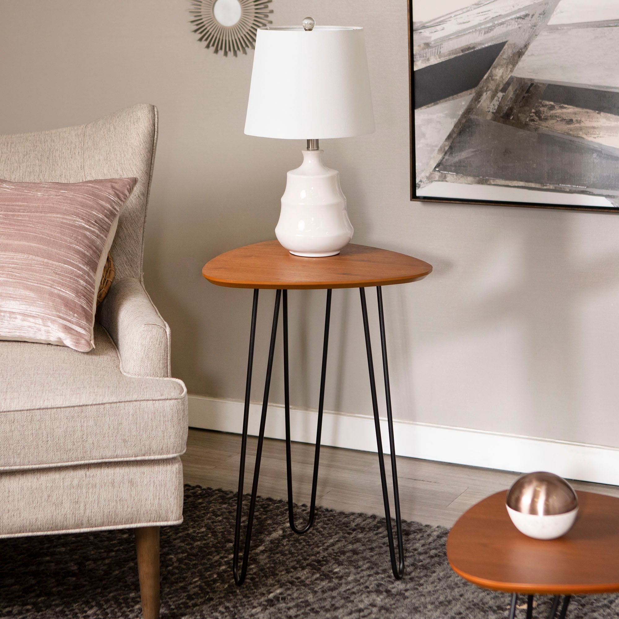 guitar side table walnut free room essentials hairpin accent baby rectangular marble dining floor lamp with glass attached long hallway small top cool round tablecloths owings