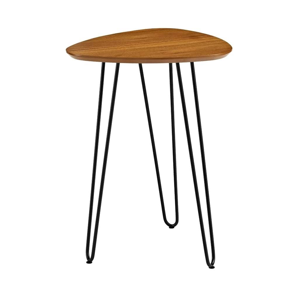 guitar side table walnut free room essentials hairpin accent shipping today usb port small square glass coffee designer tables garden dining thin cabinet with lamp attached