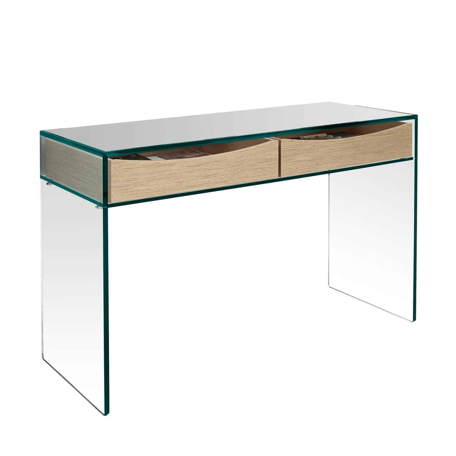 gulliver glass console table with shelf drawers inch chrome metal accent sofa white coffee storage furniture fargo crystal drawer knobs outdoor patio umbrella kmart mini lamps