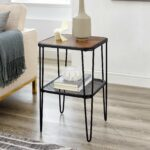 hairpin side table free shipping today room essentials accent marble brass large dining and chairs west elm mallard lamp pottery barn trunk end cool round tablecloths light red 150x150